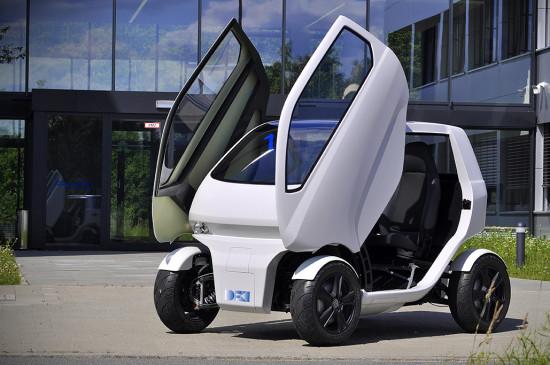 Автомобиль EOscc2